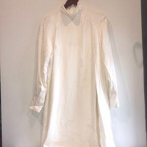 H&M studio A/W 2015 tunic with slit